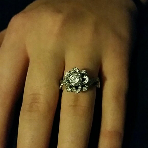 Jewelry | Custom Beauty And The Beast Wedding Ring | Poshmark